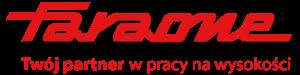 Logo Faraone - drabiny