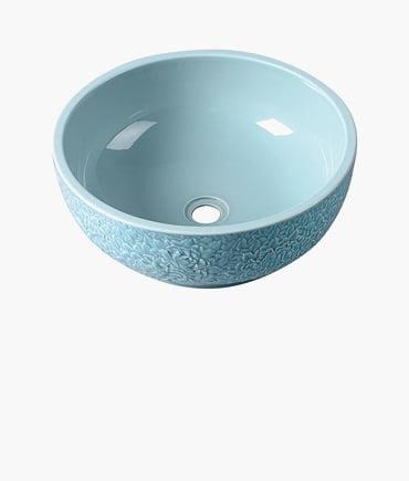 Umywalki nabalatowe ceramiczne i szklane