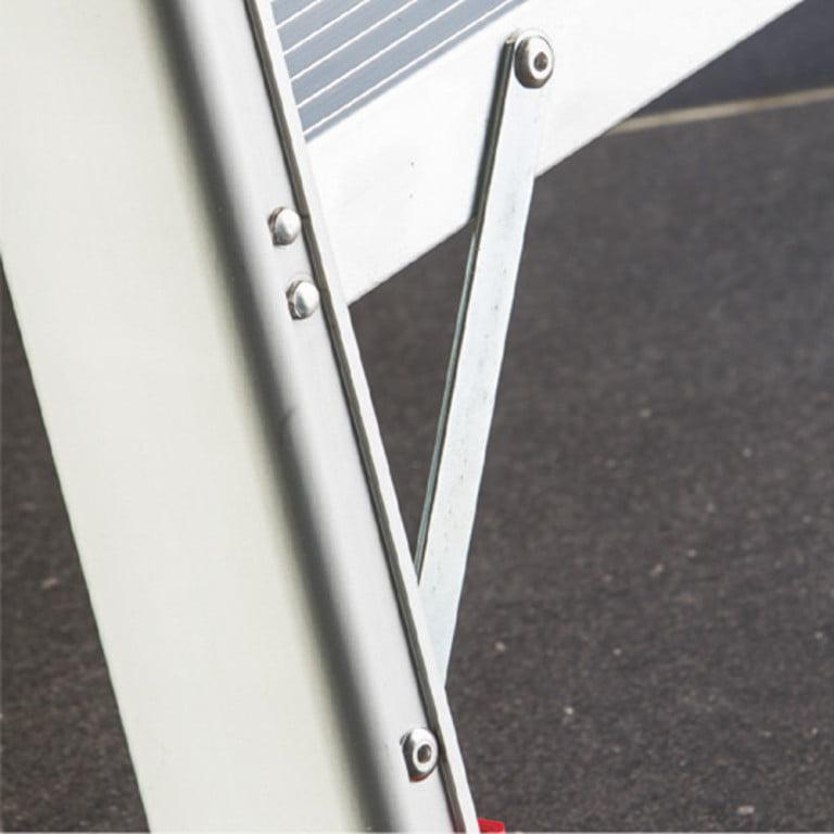 Wytrzymała drabina aluminiowa Faraone LADY5