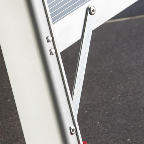 Aluminiowa wytrzymała drabina Faraone Lady9
