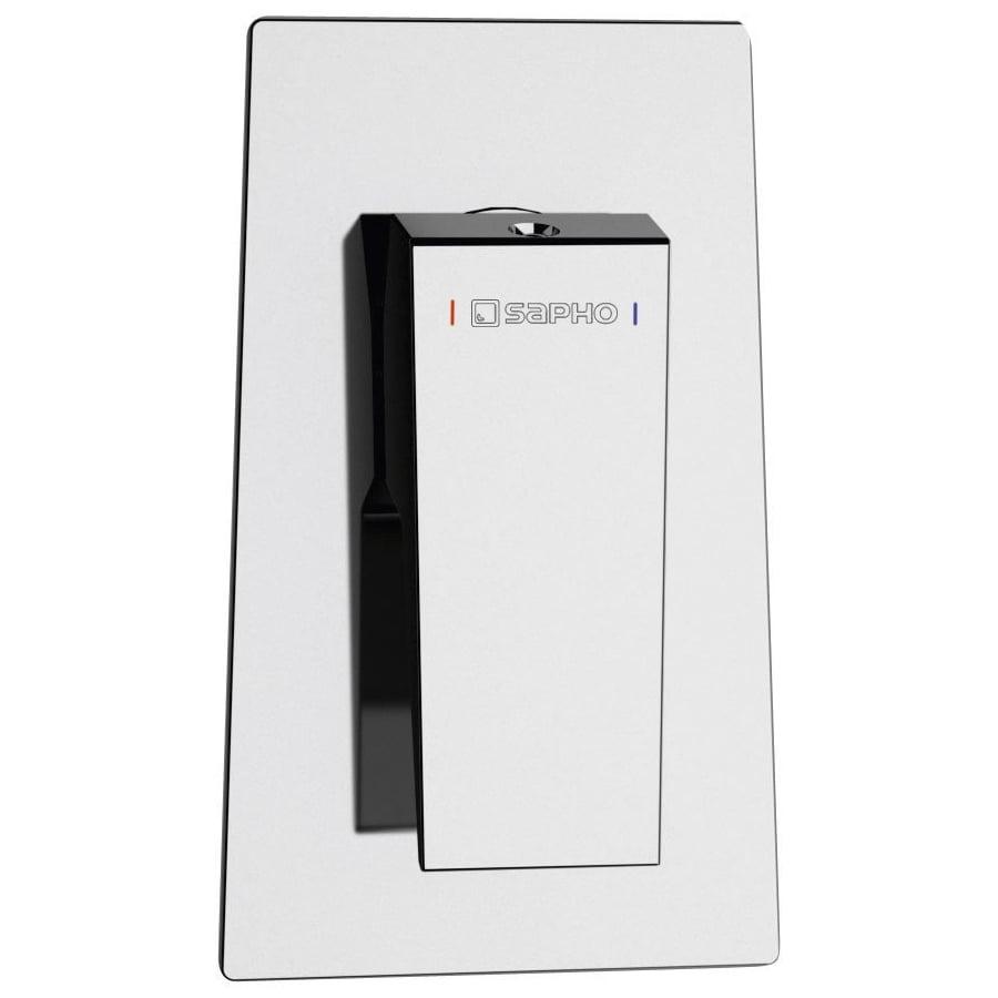Podtynkowa minimalistyczna bateria natryskowa